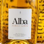 Alba Sobre Tabla 2014 -37,5cl.