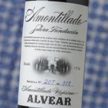 Alvear Amontillado Solera Fundación - 37,5 Cl