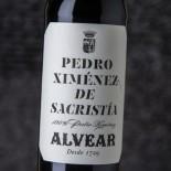 Alvear Pedro Ximénez Sacristía 37 Cl