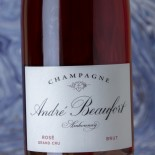 André Beaufort Ambonnay Grand Cru Brut Rosé