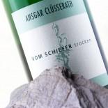 Ansgar Clüsserath Vom Schiefer Riesling Trocken 2015