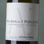 Antoine Jobard Meursault 1er Cru Poruzots 2018