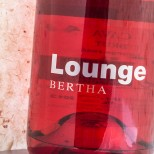 Bertha Lounge Rosé 2016