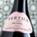 Bertha Siglo XXI Brut Rosé 2010