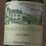 Billaud Simon Chablis