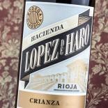 Lopez De Haro Crianza 2017