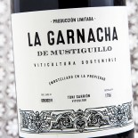 La Garnacha De Mustiguillo 2019
