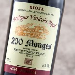 200 Monges Gran Reserva 2001