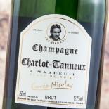 Charlot Tanneux Cuvée Nicolas Brut Premier Cru