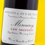Domaine A Et P Villaine Mercurey Les Montots