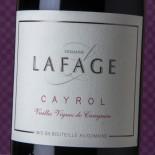 Domaine Lafage Côtes Catalanes Cayrol 2018