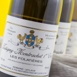 Domaine Leflaive Puligny-Montrachet 1er Cru Les Folatières 2018