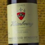 Zind Humbrecht Pinot Gris Heimbourg 2014