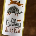 La Liebre y La Tortuga Albariño 2016