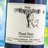 Friedrich Becker Heydenreich Pinot Noir 2013
