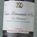 Georges Noëllat Vosne-Romanée 1er Cru Les Chaumes 2017