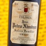 Colosia Pedro Ximénez Solera Familiar - 50 Cl