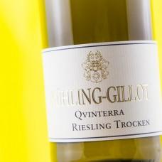 Kühling - Gillot Qvinterra Riesling Trocken 2016