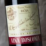 Viña Bosconia Reserva 2002