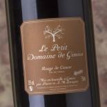 Le Petit Domaine De Gimios Rouge De Causse 2016