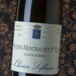 Olivier Leflaive Puligny-Montrachet 1er Cru Les Folatières 2014