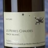 Julien Meyer Pinot Blanc Les Pierres Chaudes 2019