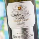 Barón de Chirel Verdejo 2014