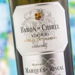 Barón De Chirel Verdejo 2018