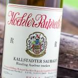 Koehler-Ruprecht Kallstadter Saumagen Riesling Auslese Trocken R 2008