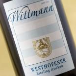 Wittmann Westhofener Riesling Trocken 2018